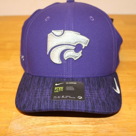 Team Color NCAA Kansas State Wildcats Mens Stitch Hat X-Large